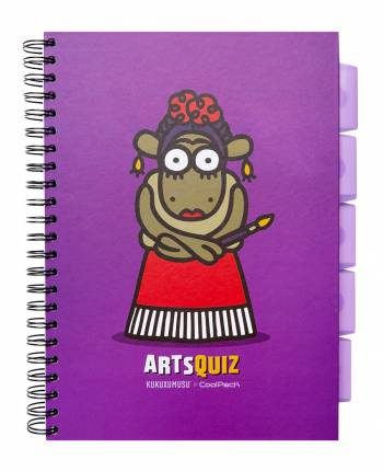 Cuaderno A4  Frida Pipol