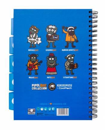 Cuaderno A4 Einstein Pipol