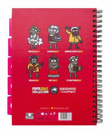 Cuaderno A4 Marilyn Pipol