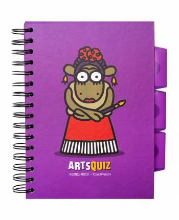Cuaderno A5 Frida Pipol