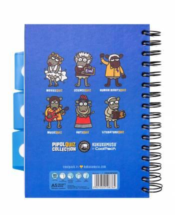 Cuaderno A5 Einstein Pipol