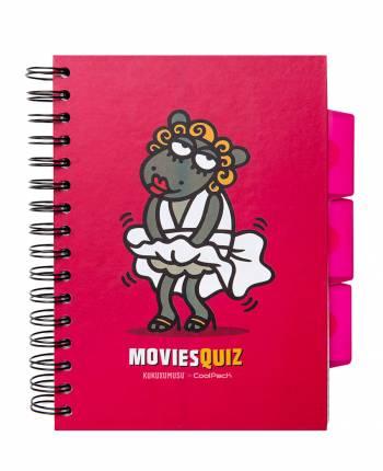 Cuaderno A5 Marilyn Pipol
