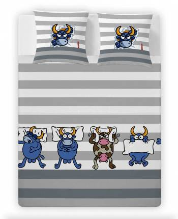 Top Bed Sheet (for 1,50 m....