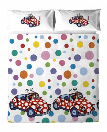 Top Bed Sheet (for 90 cms....