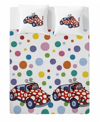 Top Bed Sheet (for 1,80 m....