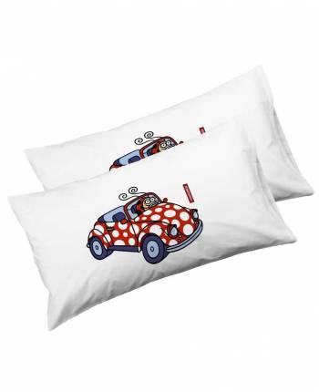 Pillow Case, 2 units (50x80...