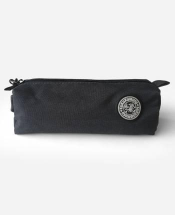 Black kids' pencil case Logo