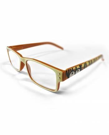Tigris Print Reading Glasses