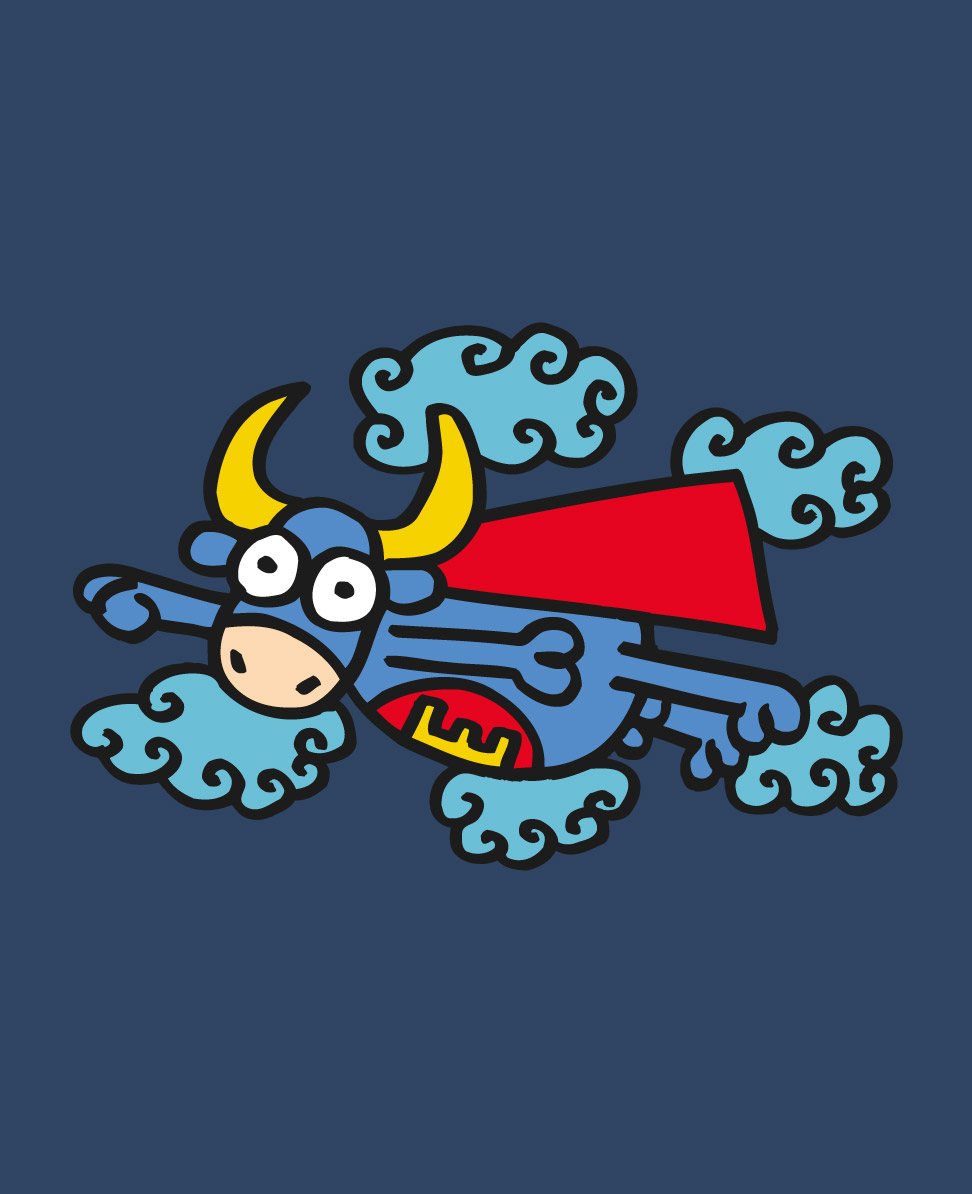 Sudadera niño Superbull