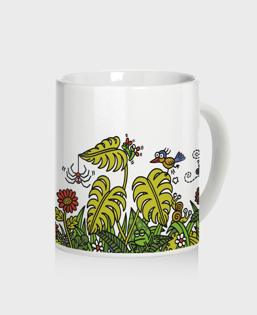 Forestan Mug