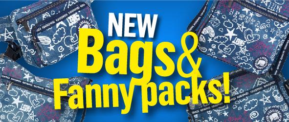 Bags and fanny packs Kukuxumusu
