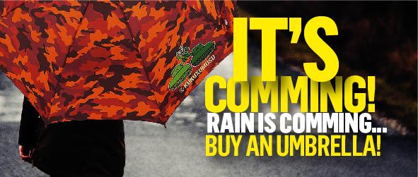 Umbrellas Kukuxumusu