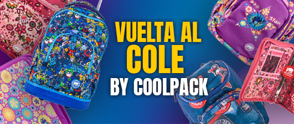 VUELTA AL COLE BY COOLPACK